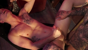 Falcon Studios: Hawt Jed Athens with Cameron Diggs