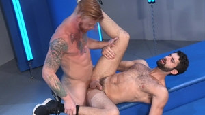 RagingStallion - Big penis Bennett Anthony rimming