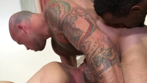 PrideStudios: Nailing with Cesar Rossi & Clay Towers