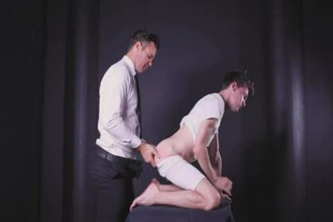 President Beau Reed Disciplines Elder Edward Terrant With His large cock