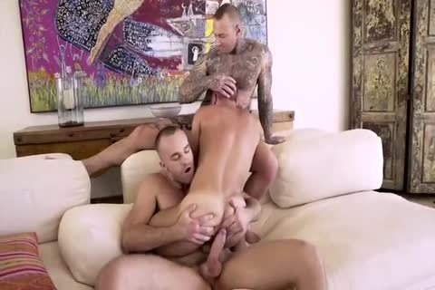 Dylan James, Jackson Radiz And Allen King - Destroyed In The anal